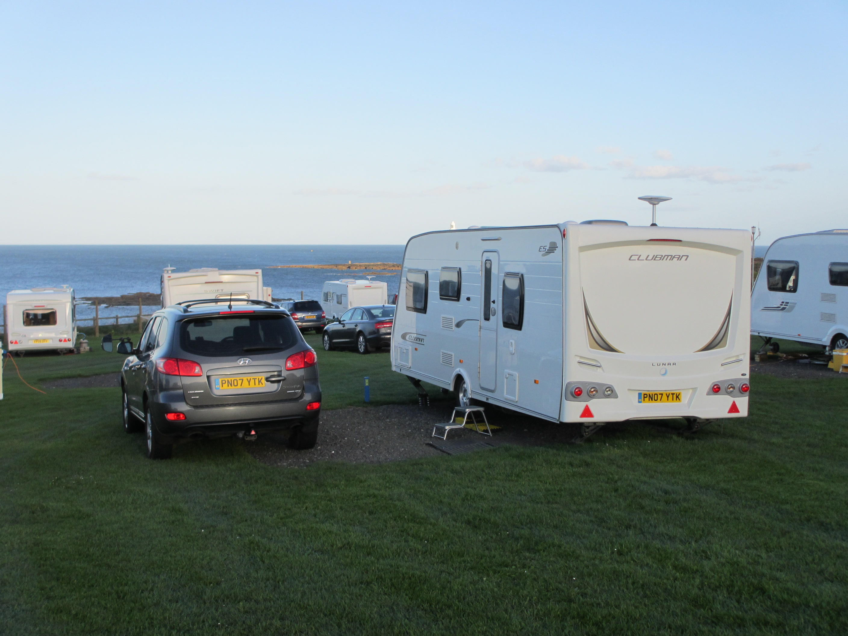 Alone and Loving It A Guide To Solo Caravanning